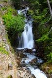 Waterdalingen van Regenachtiger Onderstel royalty-vrije stock afbeelding