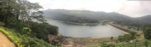 Waterdam in Sri Lanka stock foto