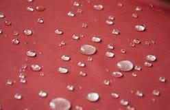 Waterdichte textiel Royalty-vrije Stock Fotografie