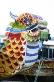 Waterdraken van Huong-Rivier, Tint, Vietnam stock foto's