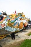Waterdraken van Huong-Rivier, Tint, Vietnam royalty-vrije stock foto