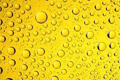 waterdrop предпосылки Стоковое Изображение RF
