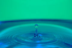 Waterdrop illustrazione di stock