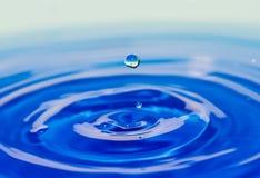 Waterdrop Imágenes de archivo libres de regalías