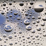 Waterdrop Background Stock Photos
