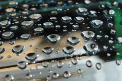 Waterdroplets Stockbilder
