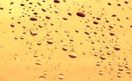 Waterdrops Στοκ φωτογραφία με δικαίωμα ελεύθερης χρήσης