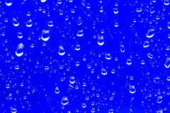 waterdrops Fotografia Stock