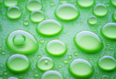 Waterdrops Images stock
