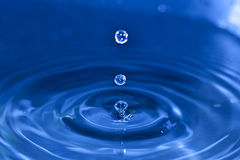 Waterdrops Imagem de Stock Royalty Free
