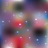 Waterdrops Royaltyfri Fotografi