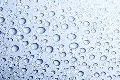 Waterdrops background royalty free stock photo