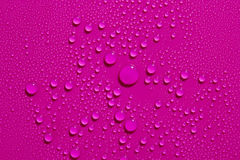 Waterdrops background Stock Images