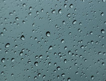 Waterdrops bakgrund Royaltyfri Bild