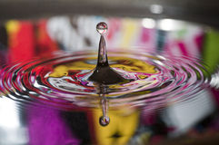 Waterdrops Stock Image