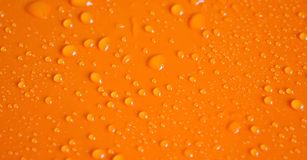 Waterdrops Royalty Free Stock Photo