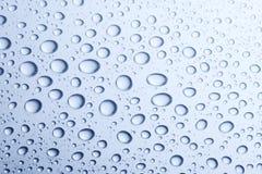 waterdrops tło Zdjęcie Royalty Free