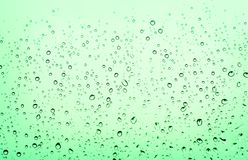 Waterdrops on window Stock Images
