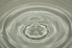 Waterdruppel Stock Foto