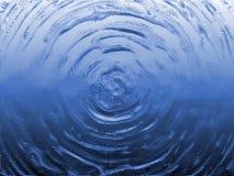 Waterdruppeltjes Stock Foto
