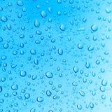 Waterdruppeltjes Royalty-vrije Stock Foto's
