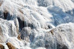 Waterfal Agua Azul Chiapas Mexico Stock Images