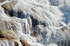 Waterfal Agua Azul Chiapas Mexico Stock Photo