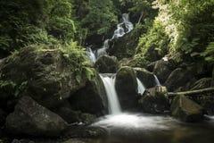 Waterfal Ierland Stock Afbeeldingen
