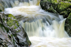 Waterfall 01 Royalty Free Stock Photography