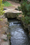 The waterfall Stock Photos