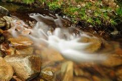WaterFall. A small Water-fall in Hong Kong river stock image