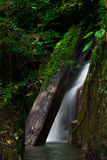 Waterfall. In Thailand national park image Stock Photo
