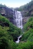 Waterfall. In Gran paradiso National park - Piedmont, Italy Royalty Free Stock Photos