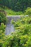 Waterfall. In Japan, Toyamaken, Kurobe Stock Photography