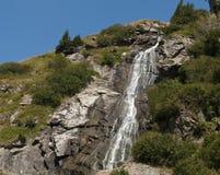 Waterfall. View of Waterfall, Apuseni mountains Stock Image