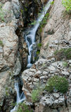 Waterfall at Troodos mountains, Cyprus stock photos