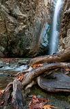 Millomery Waterfall, Cyprus Stock Images