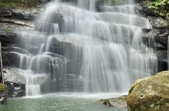 Waterfall. In deep forest,Thailand Stock Photo