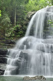 Waterfall. In deep forest,Thailand Royalty Free Stock Photography