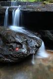 Waterfall. Phukradueng National Park of Thailand Royalty Free Stock Image