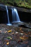 Waterfall. Phukradueng National Park of Thailand Stock Photography