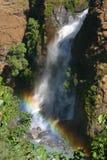 Waterfall. In Nepal near Annapurna Royalty Free Stock Photos