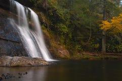 Waterfall. North Carolina falls Royalty Free Stock Photo