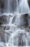 Waterfall. Close up view of waterfall stock photo