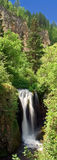 Waterfall. A waterfall in the Black Hills National Forest in South Dakota Stock Photography