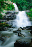 Waterfall. At Doi Inthanon Chiang Mai,Thailand Royalty Free Stock Photo