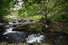 Waterfall8 Стоковая Фотография RF