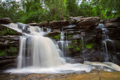 Waterfall6 Στοκ φωτογραφία με δικαίωμα ελεύθερης χρήσης