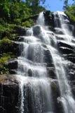 Waterfall. In Itatiaia, Rio de janeiro, Brazil stock photo