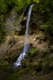 Waterfall. In Lillafured (northern Hungary Royalty Free Stock Photo